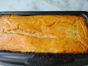 Pain de saumon frais à l'aneth