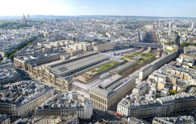 Gare du Nord : un projet commercial qui oublie les usagers, une tribune publiée dans Libération