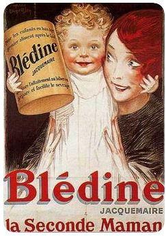 Publicité Blédine