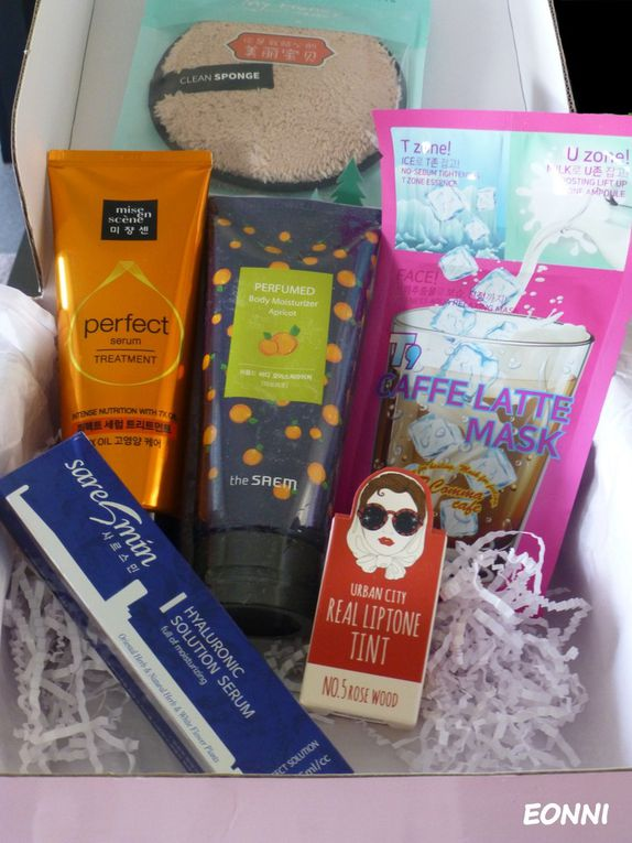 Box Beauteque Monthly