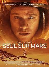Seul sur Mars  ( The martian )