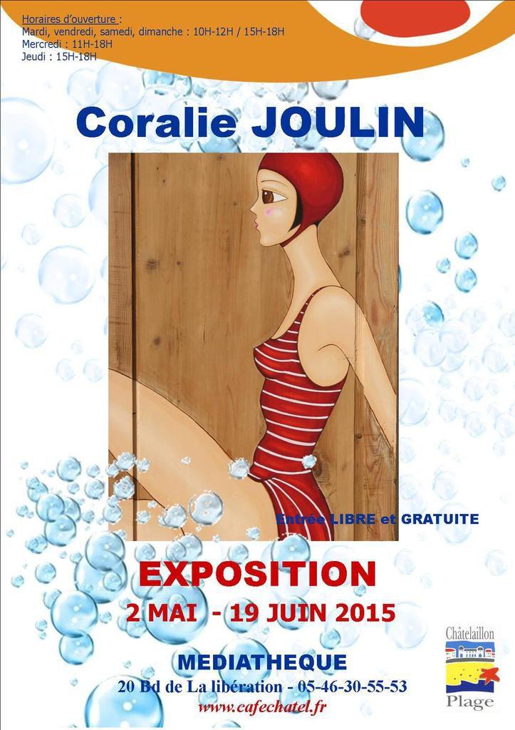 Exposition Chatelaillon plage du 2 Mai au 19 Juin 2015