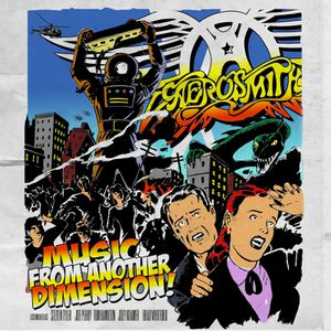 "Chronique de ""Music from Another Dimension!"" d'Aerosmith"