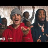 Justin Bieber - Intentions ft. Quavo (Official Video)