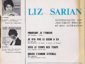 Liz sarian, une chanteuse arménienne française de renommée internationale née dans une famille de survivants du génocide arménien