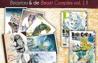 "Kioon : Un portfolio ""Beastars"" offert en librairie !"