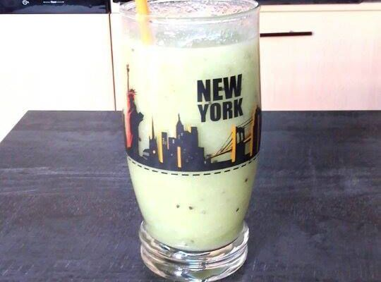 """Smoothie """"Douceur sportive"""""""