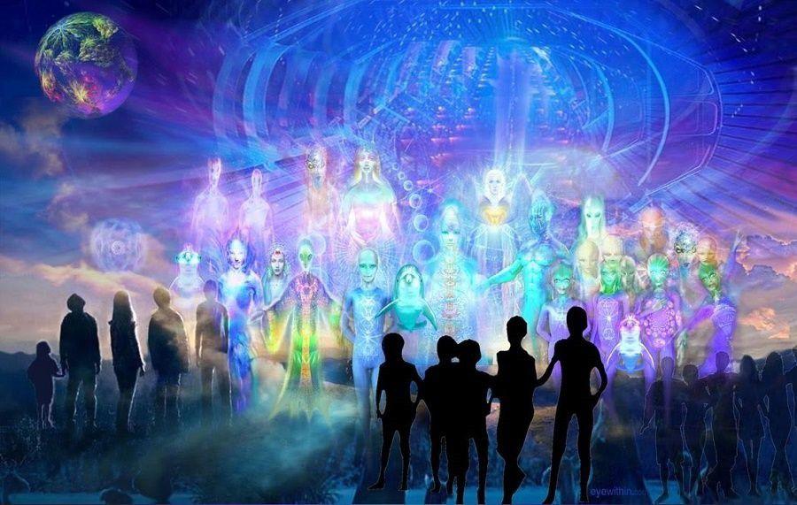 Message de la Fédération Galactique; La lumière gagne (par Aurora Ray) - 23/09/2021.