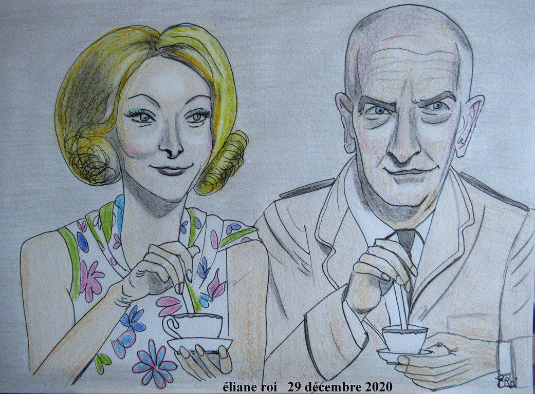 Monsieur et Madame Cruchot
