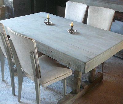 table a manger en bois