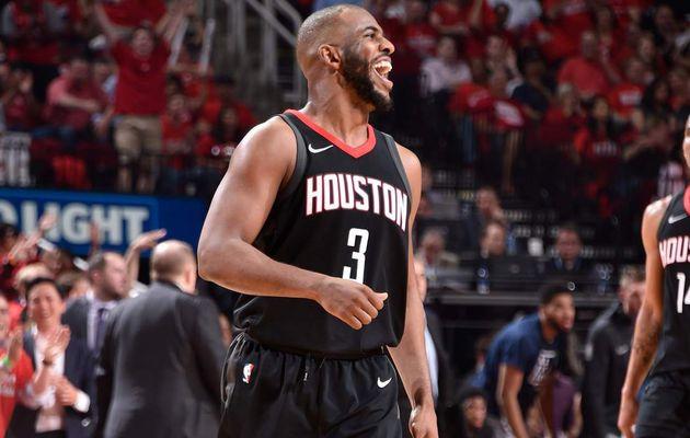 NBA Playoffs, game 2 : Houston n'a fait qu'une bouchée des Timberwolves
