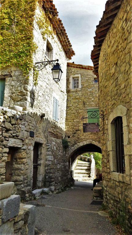 Bargème Village Médiéval