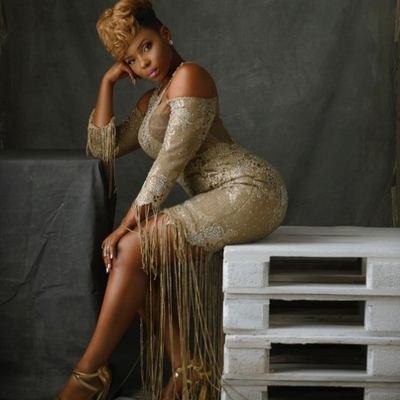 Yemi Alade Is Undeniably Sexy In Alluring Photo