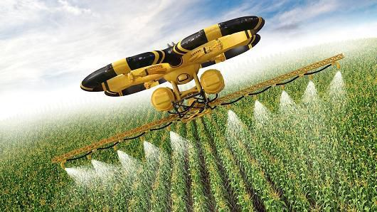 How To Select an Agriculture Drone