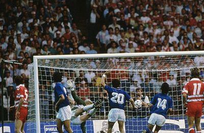 Championnat d'Europe des nations 1988 en Allemagne de l'ouest, Groupe 1: Italie - Danemark