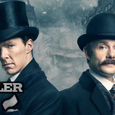 Sherlock THE ABOMINABLE BRIDE' (2016) - Free Streaming Online in HD-1080p