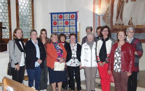 Merci à Eric, Marie-Jeanne et Martine aisniq u'au château de Montcherand  pour leurs photos