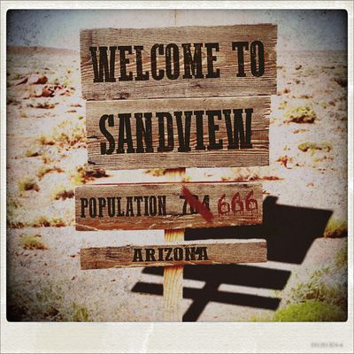 WELCOME TO SANDVIEW