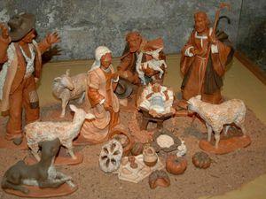 Nativité d'Henri Vézolles exposée au Salon d'Arles 2007-2008