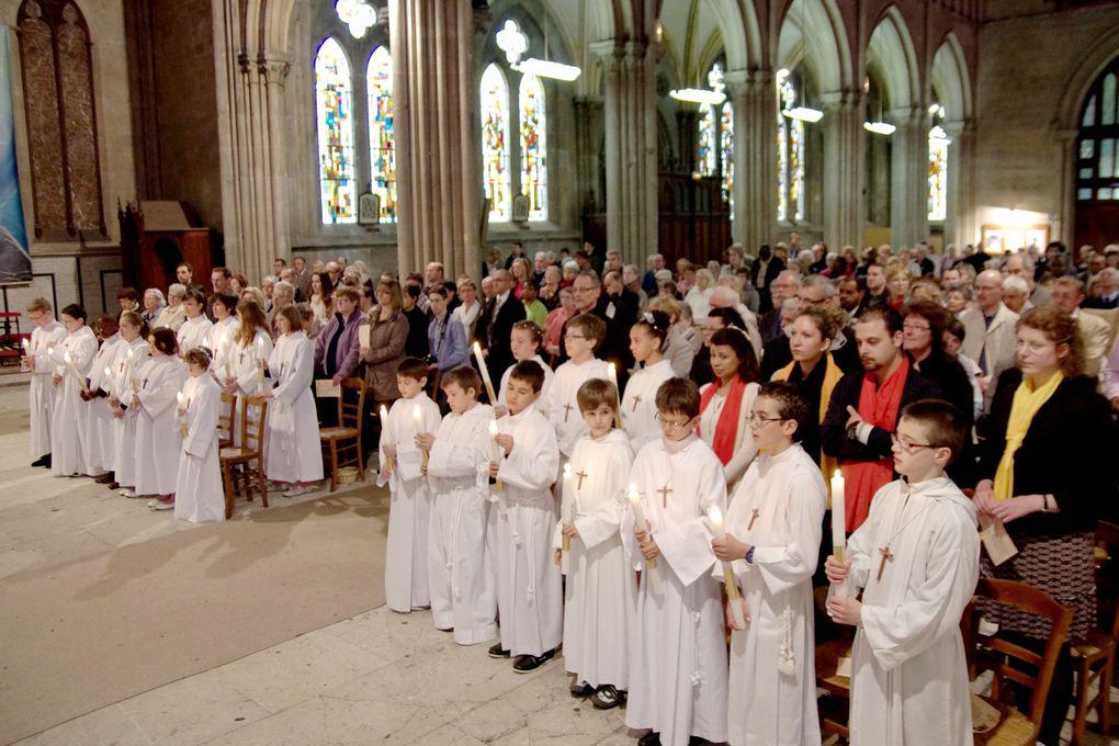 Professions de foi et premières communions