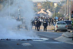 Nantes : blocage devant le lycée Les Bourdonnières, deux jeunes interpellés