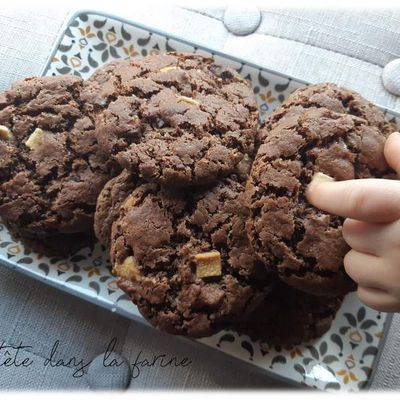 Cookies aux Chunks 3 Chocos