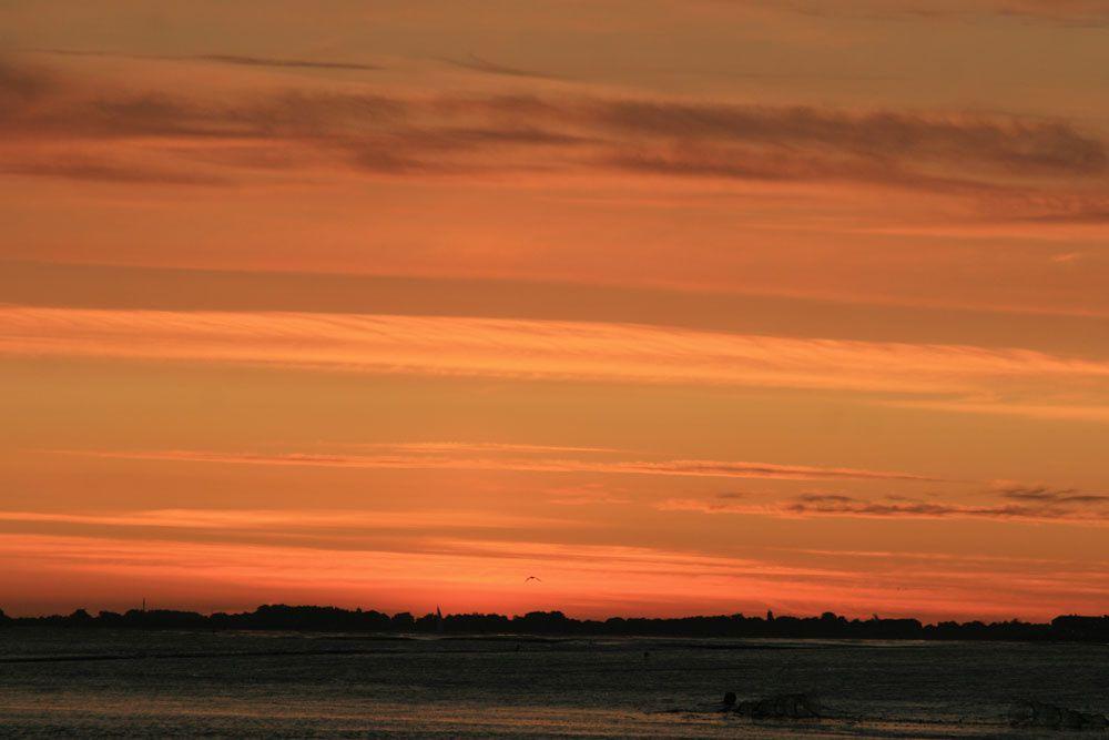 Album - Couchers de soleil sur le Morbihan