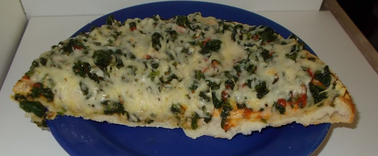 Dr. Oetker All American Pizza Cheesy Spinach