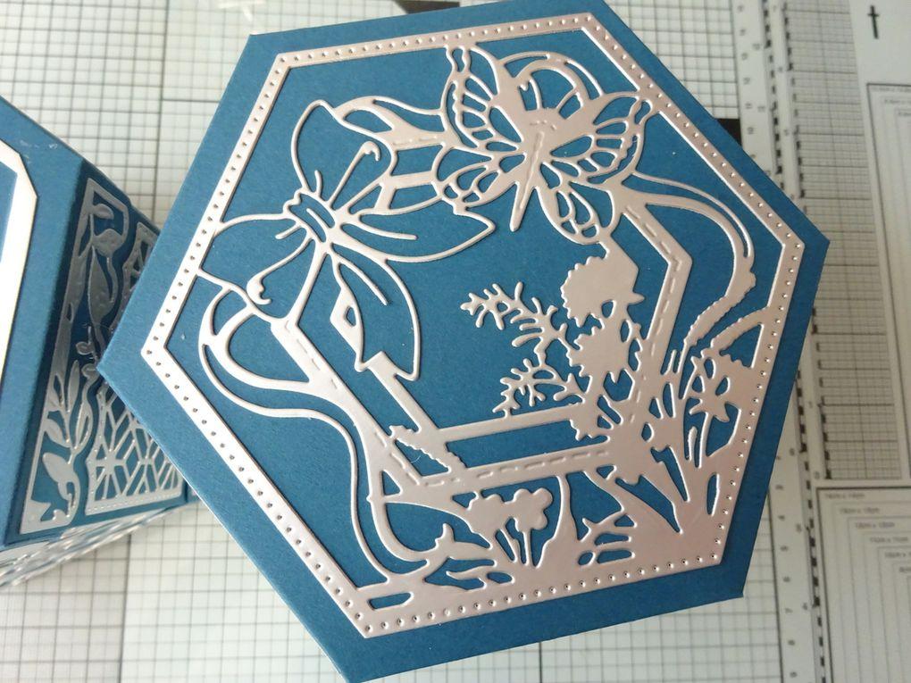 [TONIC STUDIO] la boîte hexagonale