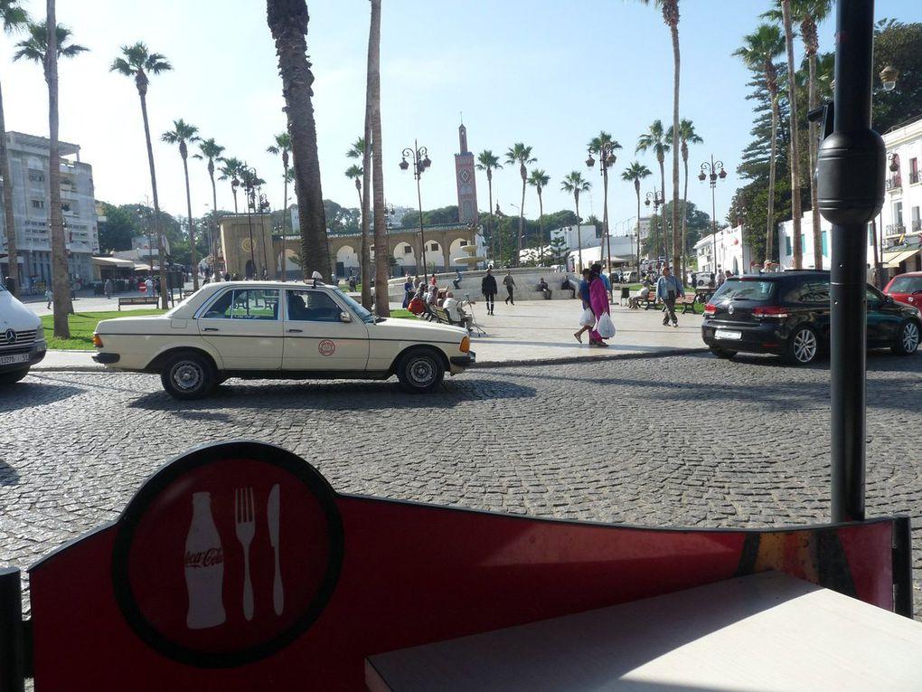 2014 - D'Olonne à Rabat