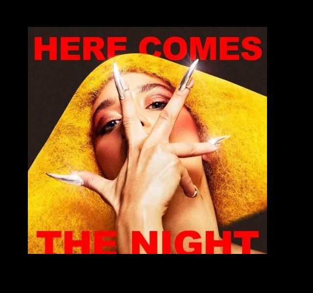 Agnes dévoile « Here Comes The Night » !