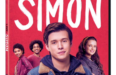 Love , Simon débarque en DVD et Blu Ray  ( coming out )