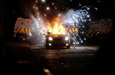 Irlande du Nord : on vous explique la situation explosive dans la province britannique après le Brexit (francetvinfo.fr / 10.04.21)