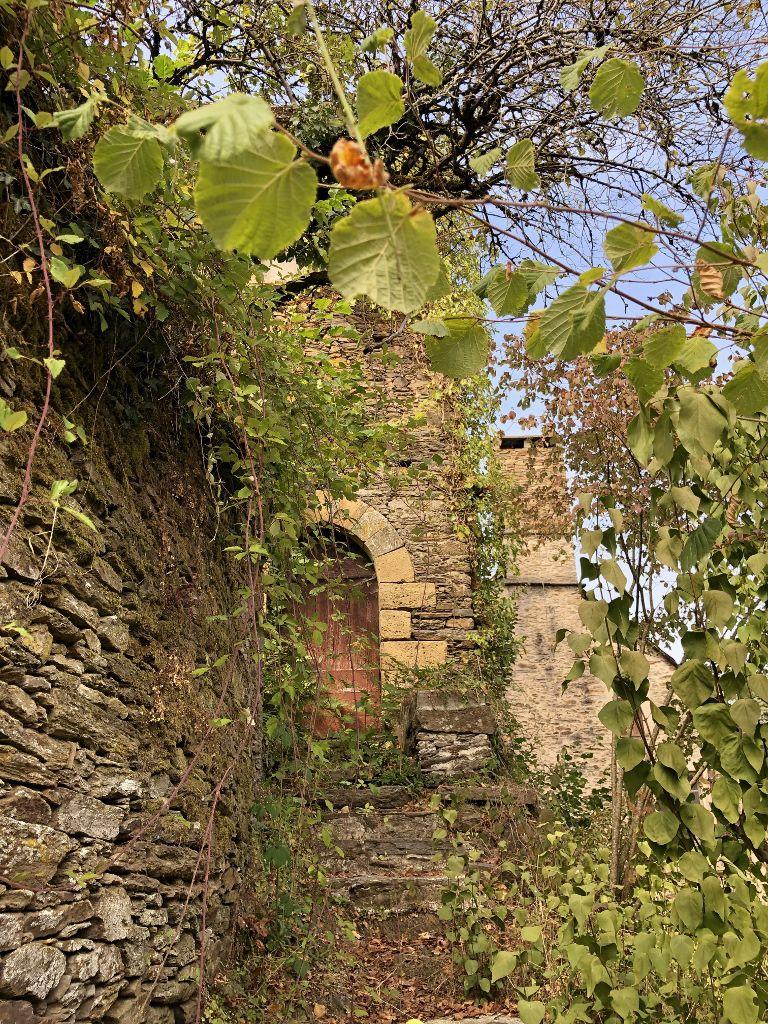 Quelques vieilleries à Ségur le château