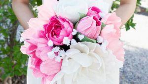 DIY - Rideau de fleurs