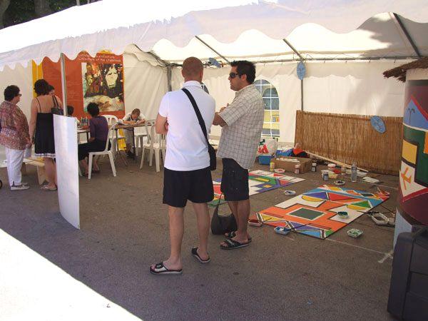 iMPaLa à Gardanne (Bouches du Rhône). Expositions et ateliers.