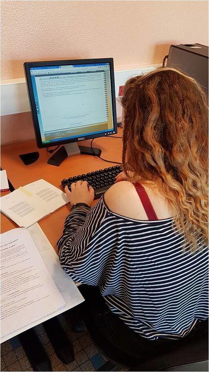 Les scribes numériques d'i-voix au travail