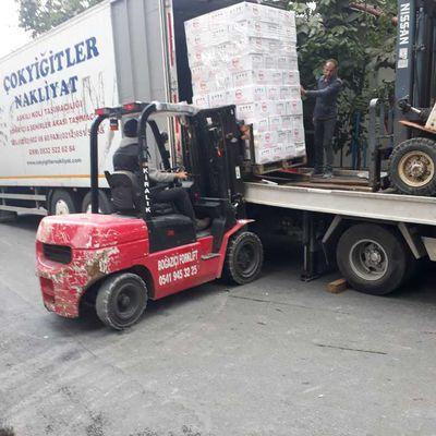 Nişantaşı Kiralık Forklift Kiralama 0541 945 32 25