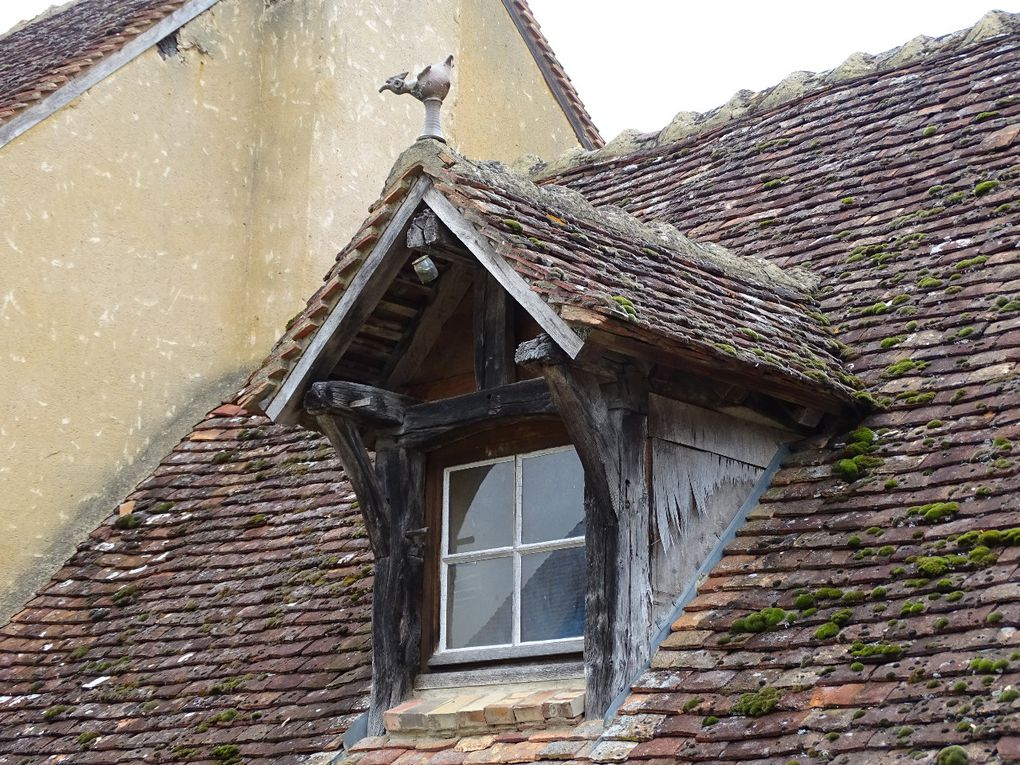 Escapade dans l'Yonne - Jour 1