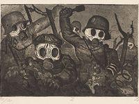 Art et guerre , résistance et propagande