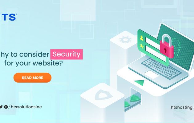 Why to Consider Security for your Website?