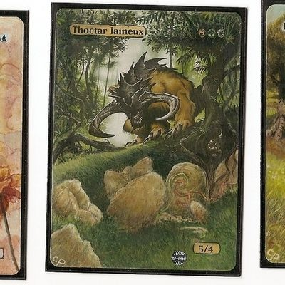 ALTERED CARDS