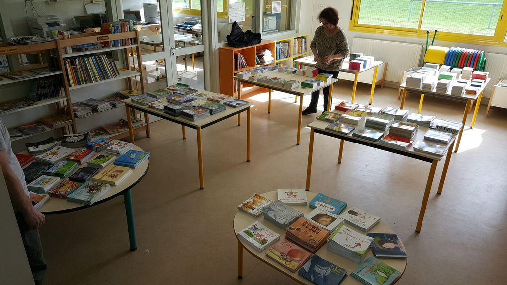 Vente de livres à 1€ : c'est parti !