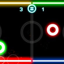 Glow Hockey 2 Gives You More Of The Same