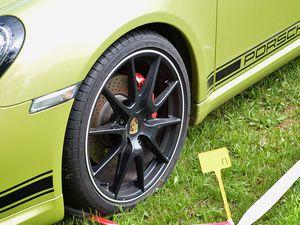 '11 Porsche Cayman (987) R