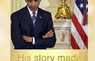 PIKINEBIZ MEDIA  CELEBRATE BLACK HISTORY MONTH 2021 / PRESIDENT OBAMA HIS HISTORY MADE HISTORY  !! FIRST BLACK PRESIDENT  !!