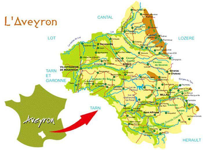 La nature en Aveyron avec les ateliers et balades de Capucine et Marjolaine