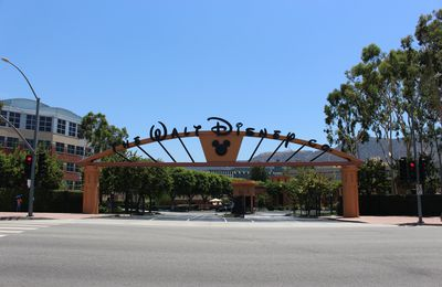 The Walt Disney Company à Burbank