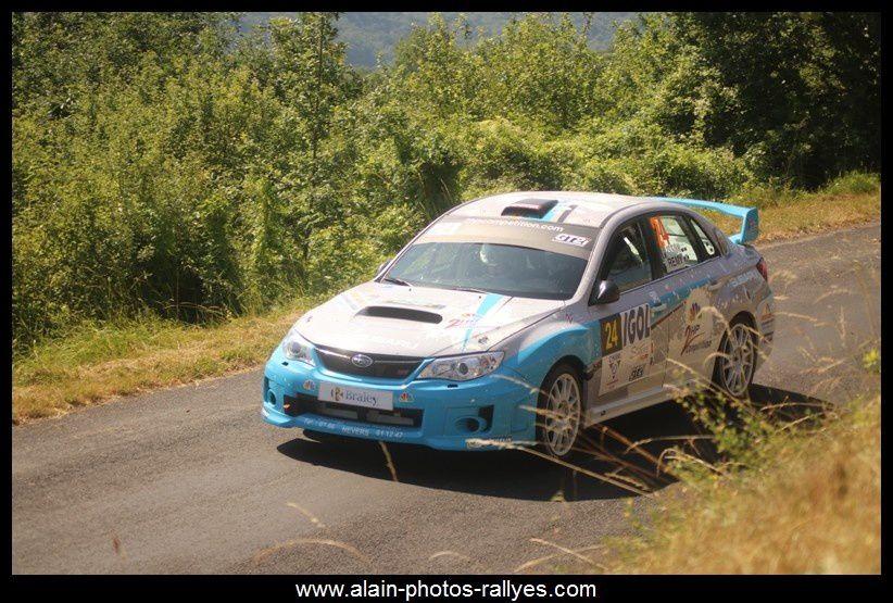 Rallye du Rouergue 2019
