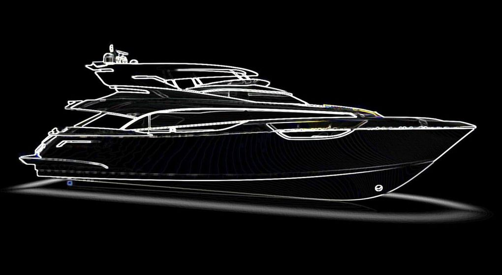 Nuvolari Lenard comments on the MCY 96 latest design for Monte Carlo Yachts